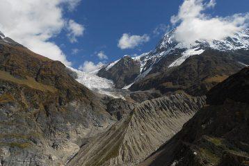 Glacier Outburst